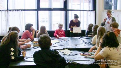 A.C. Møller Norwegian Deaf School 190 years Anniversary - Workshop and exhibition